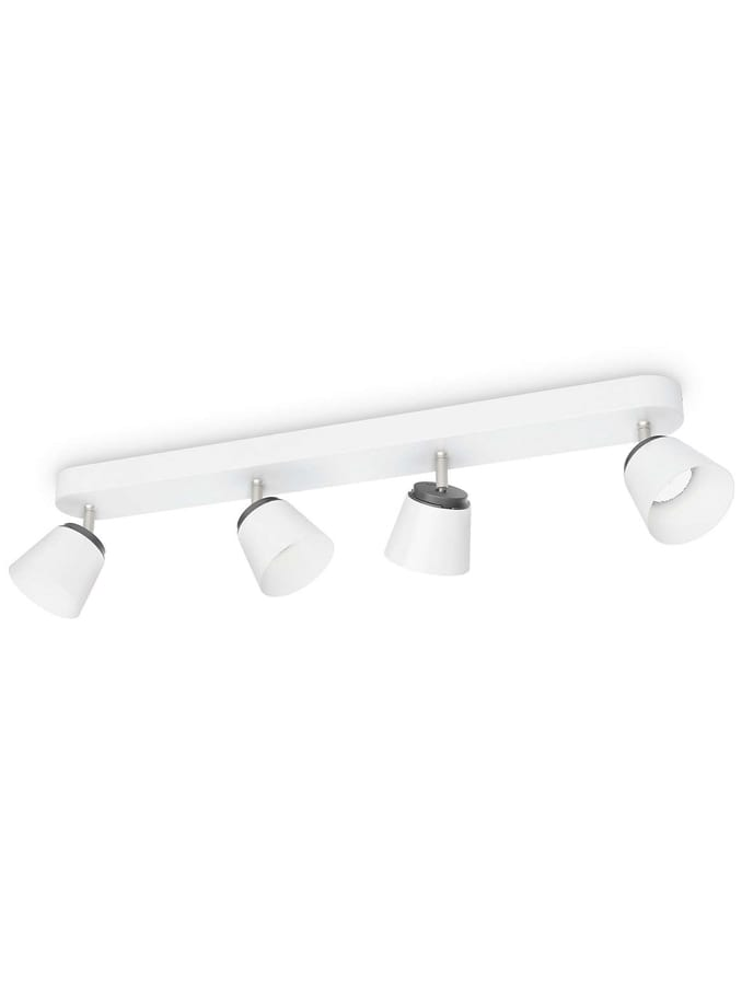 Philips myLiving Dender LED 4 x Spot - Hvid