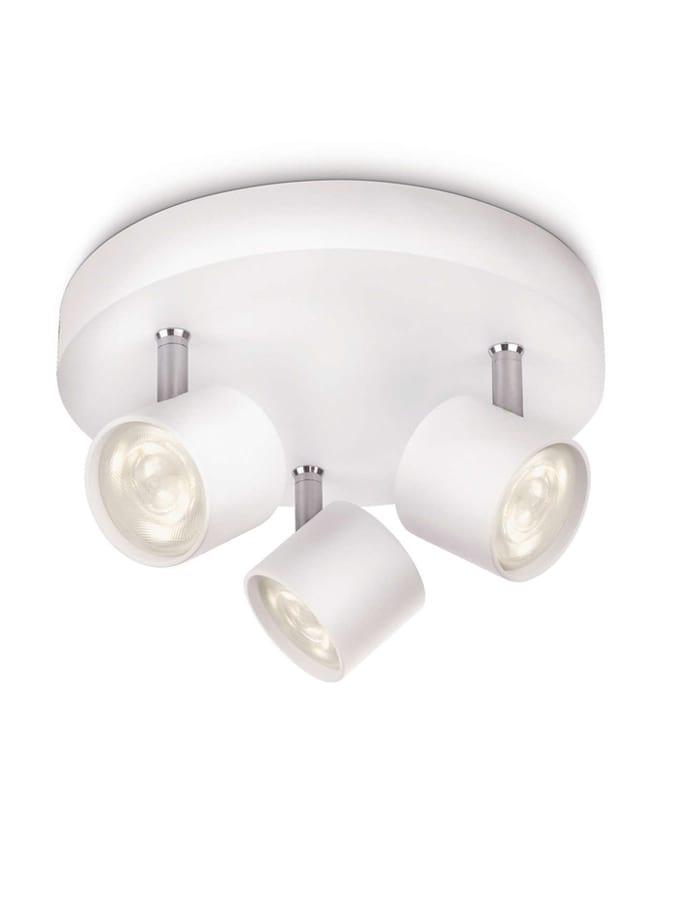 Philips myLiving Star Plate LED spot - Hvid