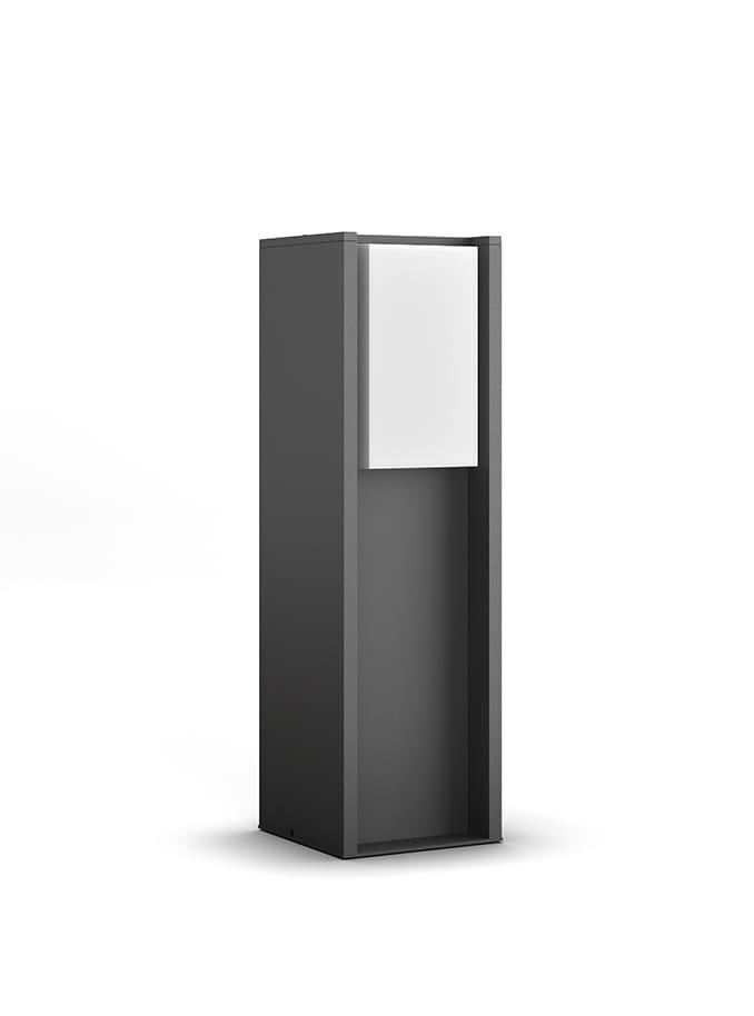 Image of   Philips Hue Turaco - Bedlampe 40cm - Udendørs