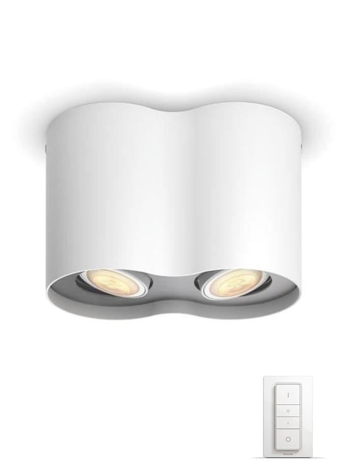 Image of   Philips Hue Pillar 2-Spot