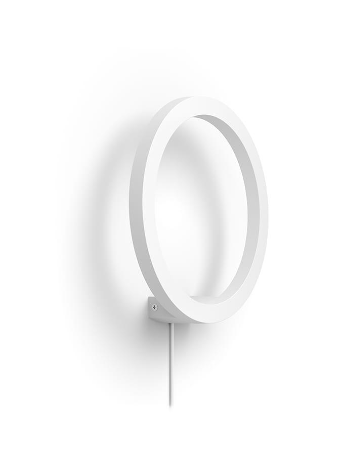 Image of   Philips Hue Sana Væglampe - Hvid - Uden BT