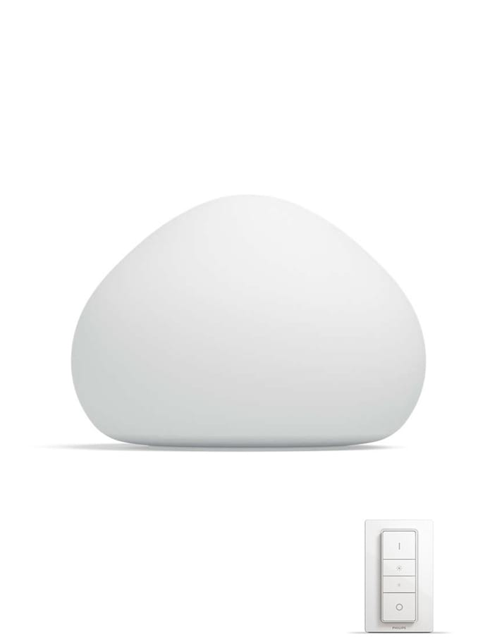 Image of   Philips Hue Wellner Bordlampe