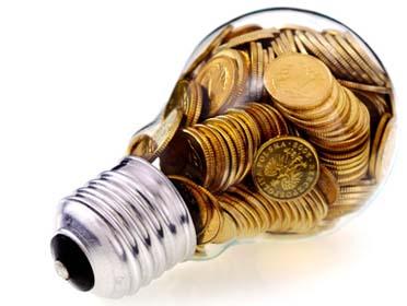 Skift til LED belysning og spar mange penge